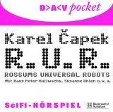 R. U. R. - Rossums Universal Robots. CD
