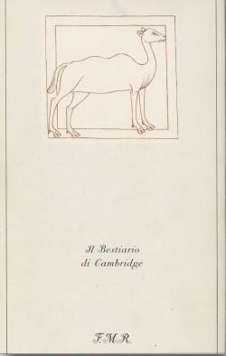Il bestiario di Cambridge
