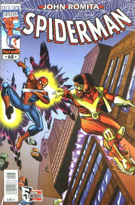 Spiderman de John Romita #68
