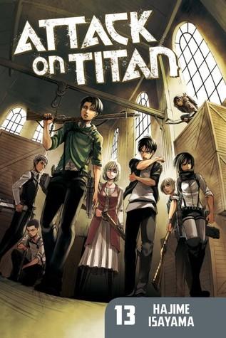 Attack on Titan, Vol...