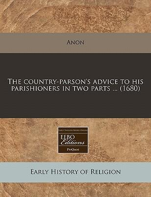 The Country-Parson's...