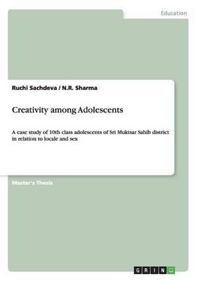 Creativity among Adolescents