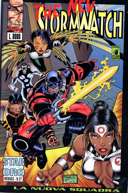 The New Stormwatch