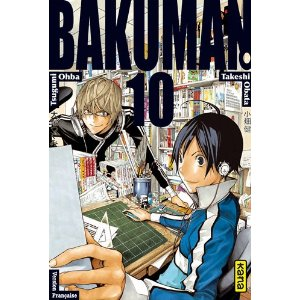 Bakuman, Tome 10