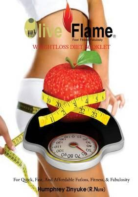 Olive Flame Weightloss Diet Booklet