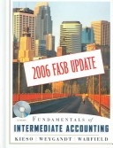 Fundamentals of Intermediate Accounting 2006 FASB Update, with TakeAction! CD