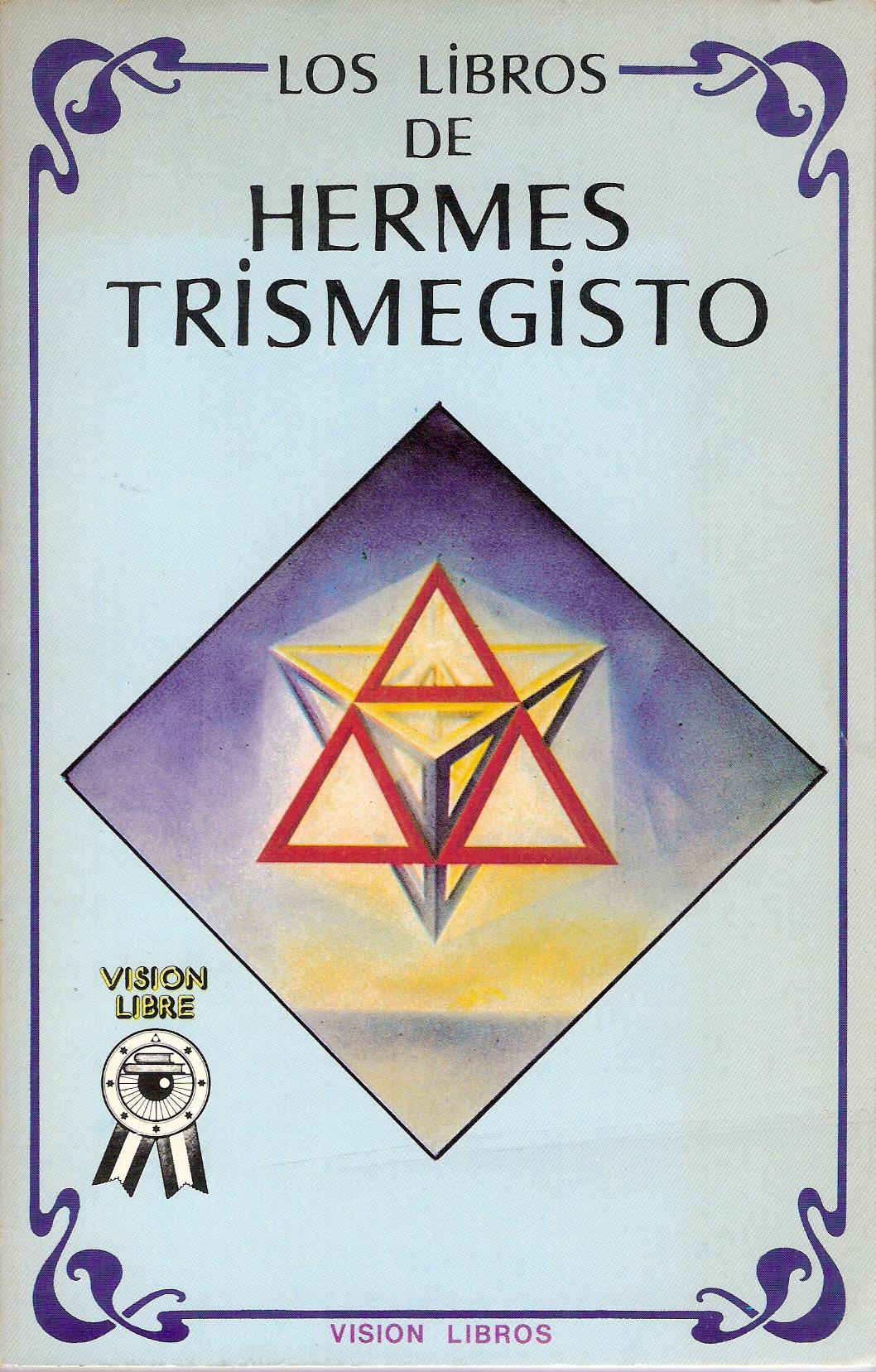 Los libros de Hermes Trismegisto