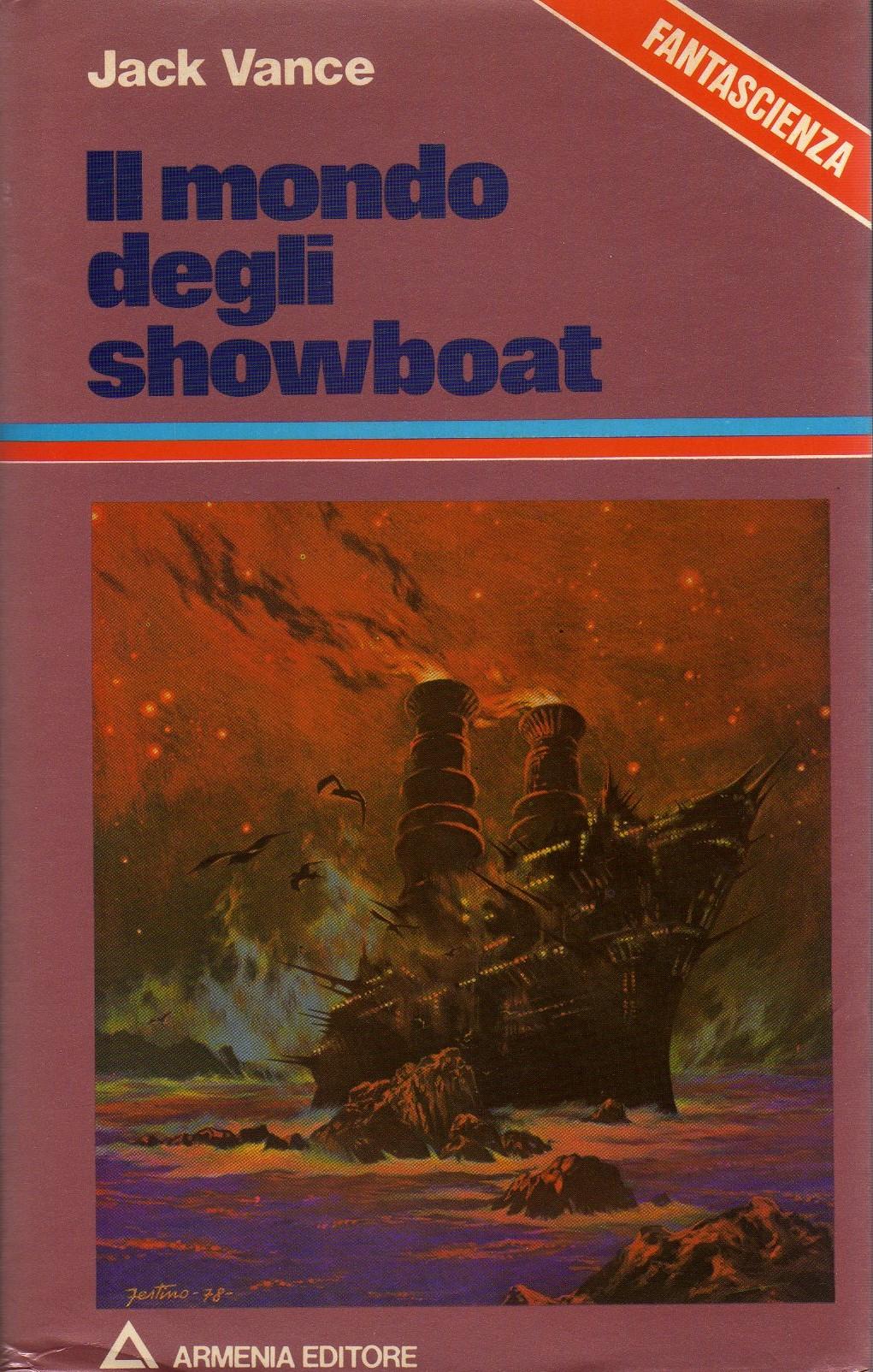 Il mondo degli showboat