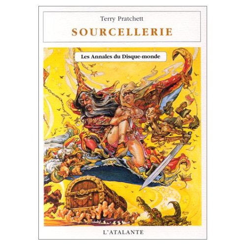 Annales du disque-monde 05 - Sourcellerie