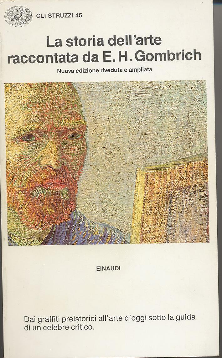 La storia dell'arte raccontata da E.H. Gombrich