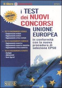 I test dei nuovi concorsi Unione europea