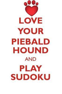 Love Your Piebald Hound and Play Sudoku Russian Piebald Hound Sudoku Level 1 of 15
