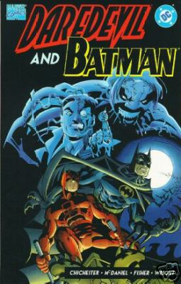 Daredevil and Batman