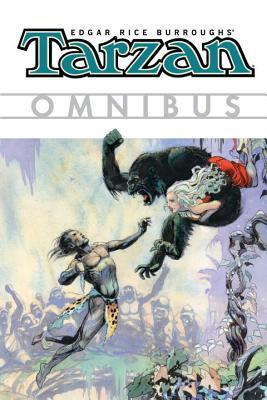Edgar Rice Burroughs's Tarzan Omnibus 1