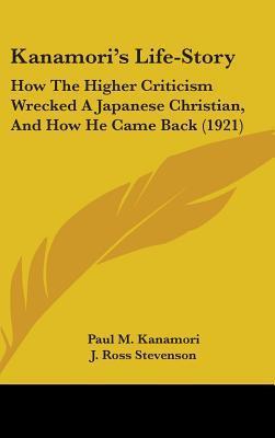 Kanamori's Life-story