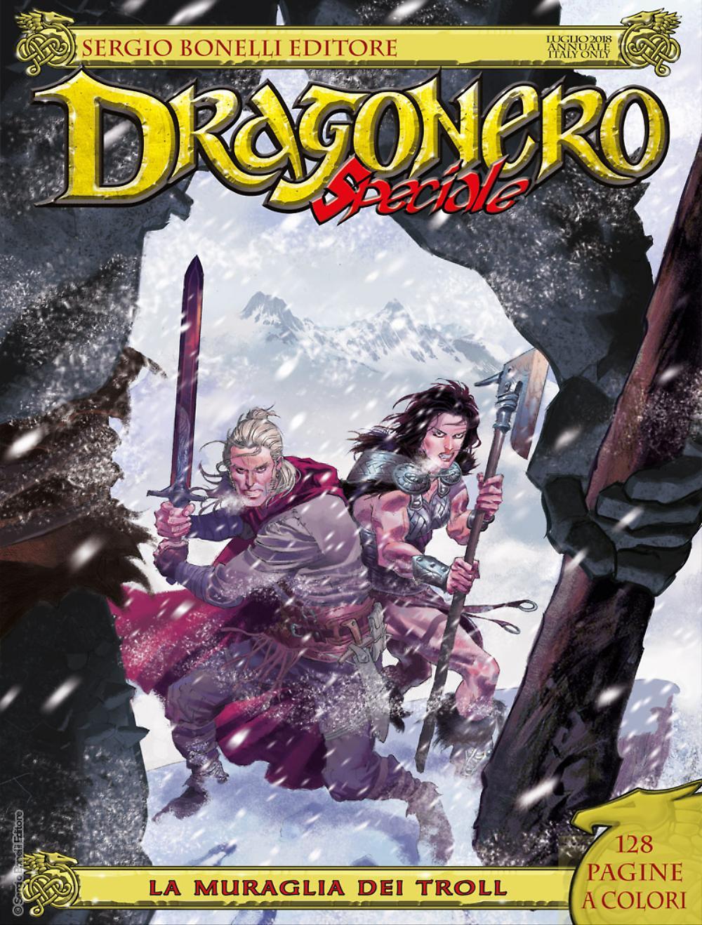Speciale Dragonero n. 5