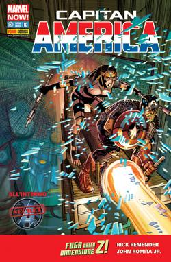 Capitan America #10 ...