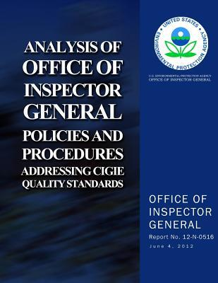 Analysis of Office of Inspector General Policies and Procedures Addressing Cigie Quality Standards