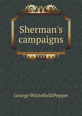 Sherman's Campaigns