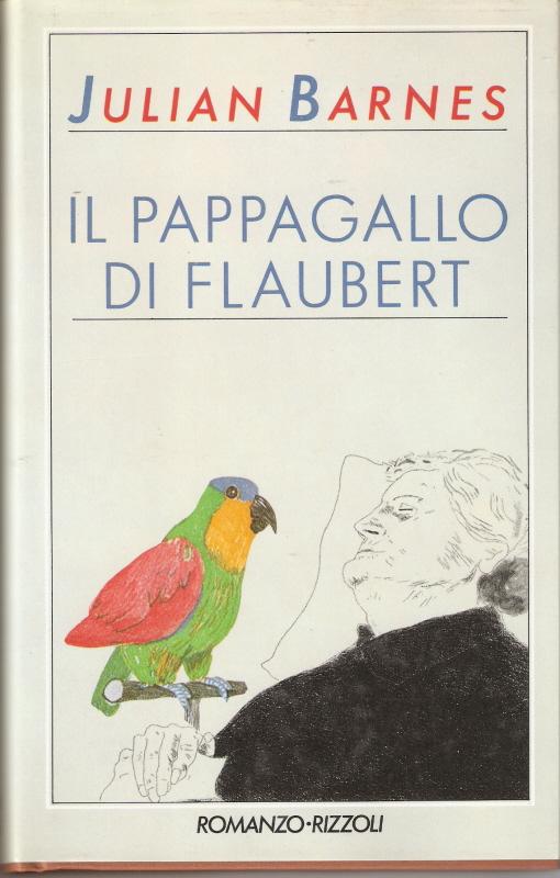 Julian Barnes, Il pappagallo di Flaubert