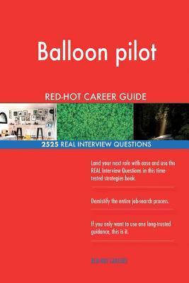 Balloon pilot RED-HO...