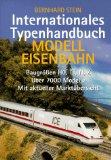 Internationales Typenhandbuch. Modelleisenbahn.