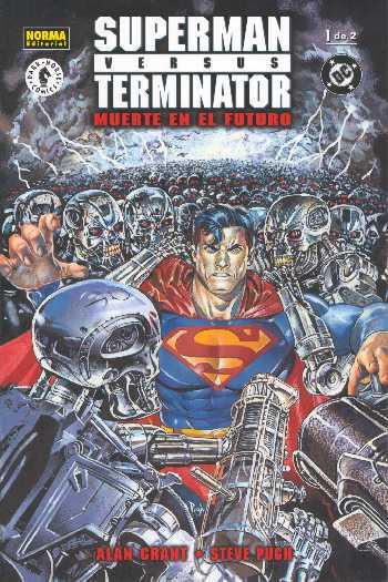 Superman Vs. Terminator: Muerte en el futuro (1 de 2)