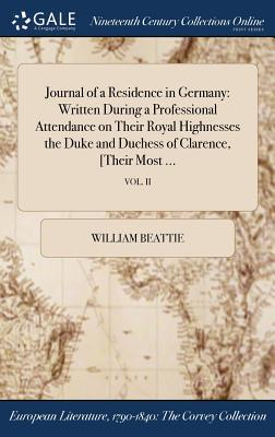 Journal of a Residence in Germany
