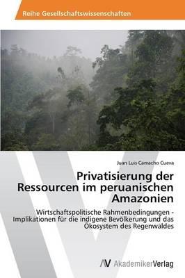 Privatisierung der Ressourcen im peruanischen Amazonien