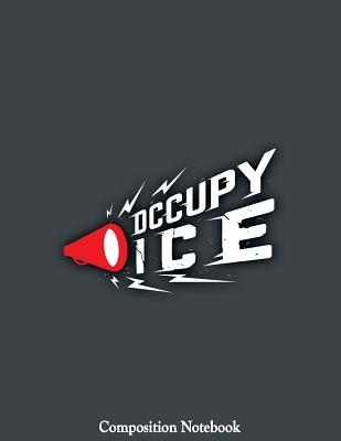 Occupy Ice Composition Notebook