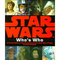 Star Wars Who's Who
