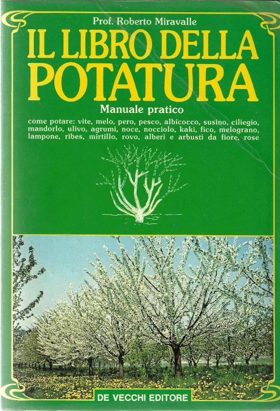 Il libro della potatura