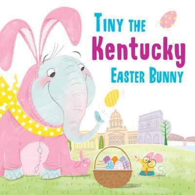 Tiny the Kentucky Easter Bunny