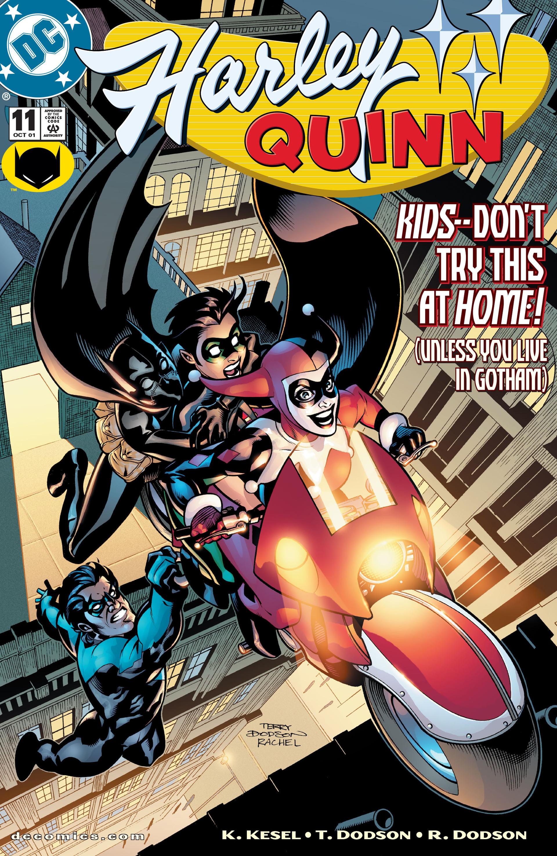 Harley Quinn Vol.1 #11