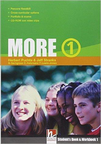 More. Student's pack. Per la Scuola media. Con CD Audio. Con espansione online