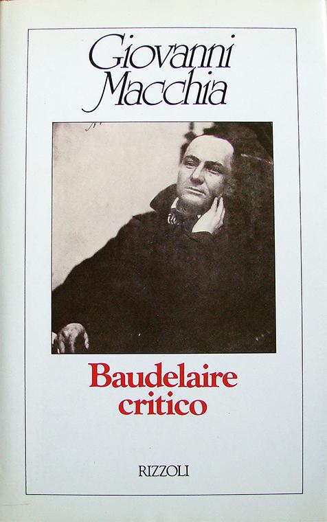Baudelaire critico