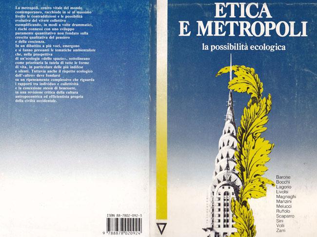 Etica e metropoli
