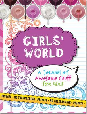Girls' World Locking Journal