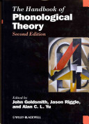 The Handbook of Phonological Theory