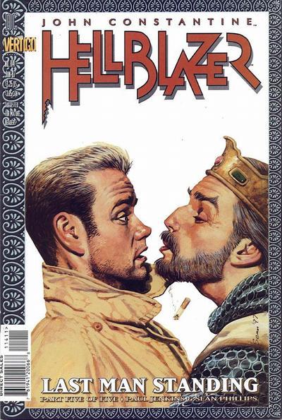 Hellblazer Vol.1 #11...