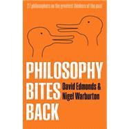 Philosophy Bites Bac...