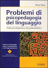 Problemi di psicopedagogia del linguaggio