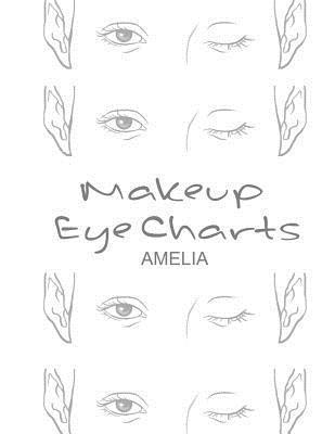 Makeup Eye Charts Amelia