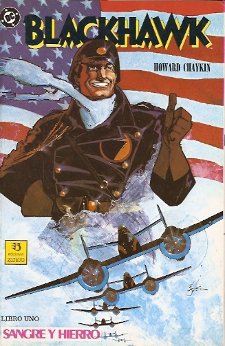 Blackhawk - 1