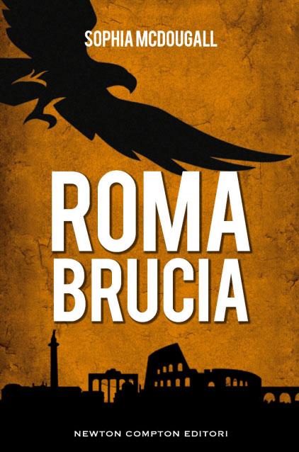 Roma brucia