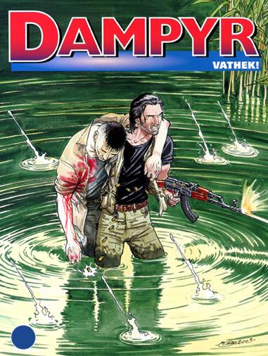 Dampyr vol. 40