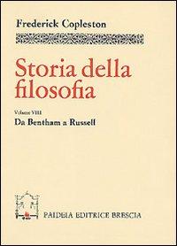 Storia della filosofia / Da Bentham a Russell