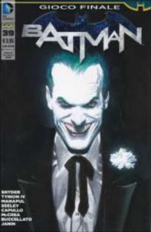 Batman #39 - Variant 75 Anni Joker