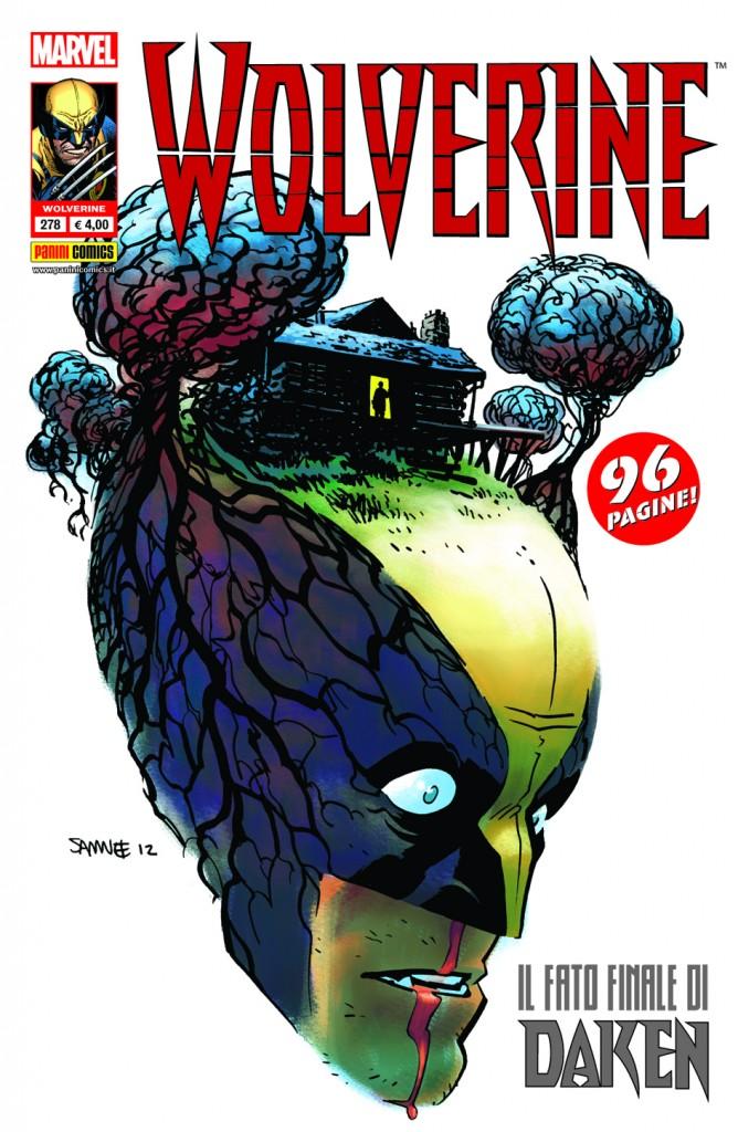 Wolverine n. 278