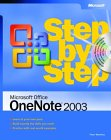 Microsoft  Office OneNote  2003 Step by Step